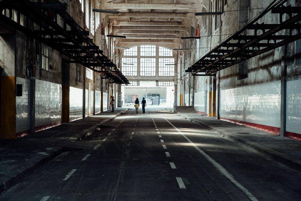 Antigo Matadouro Industrial  © Pedro Sadio
