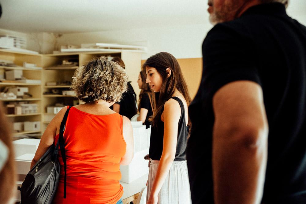 Escritório Ateliers da Bouça  © Pedro Sadio