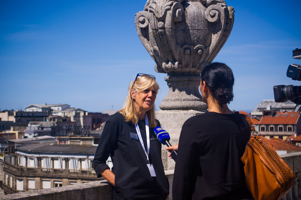 Entrevista com Victoria Thornton