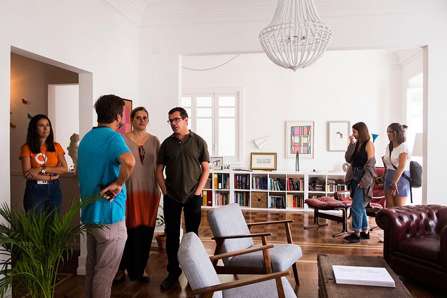 Apartamento na Rodrigo da Fonseca