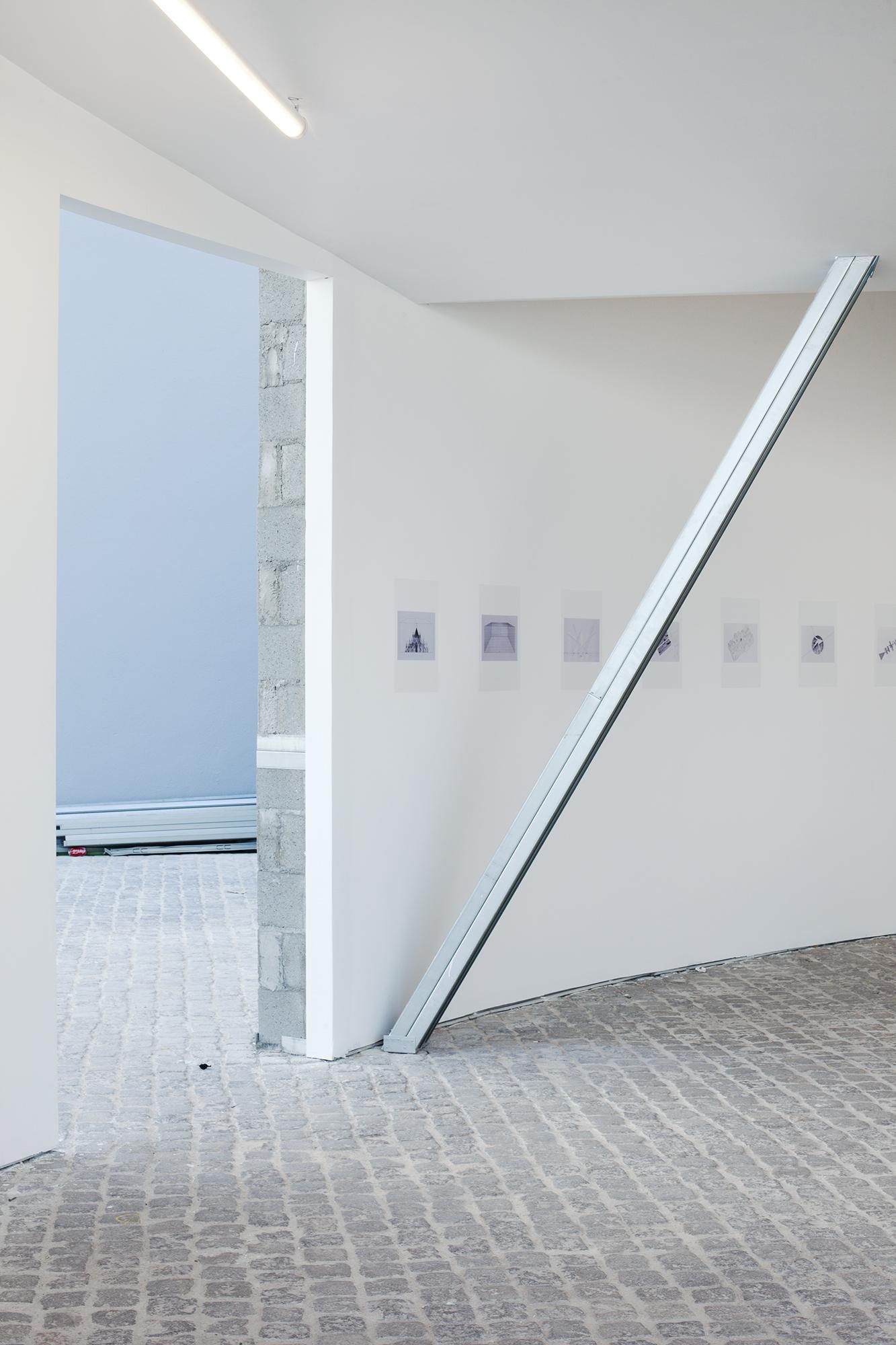 Exposição, A Forma da Forma, curadoria de Diogo Seixas Lopes, MAAT, © Tiago Casanova