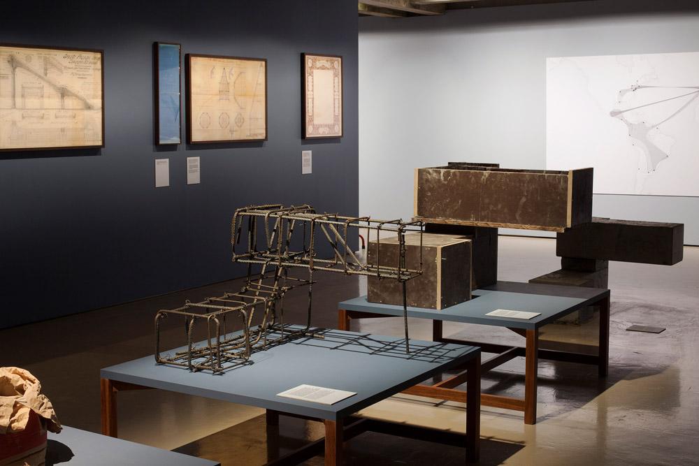 Exposição, Obra, curadoria de André Tavares, Fundação Calouste Gulbenkian, © Tiago Casanova