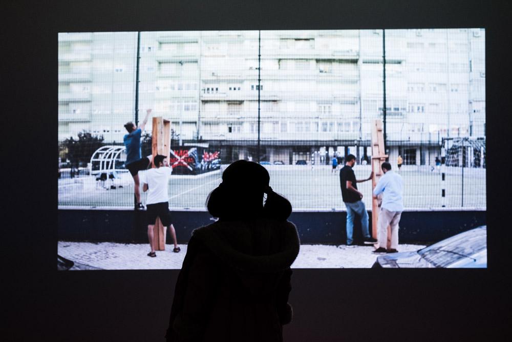 Exposição Satélite, The Power of Experiment, curadoria de Artéria, Galeria Quadrum, © Pedro Sadio