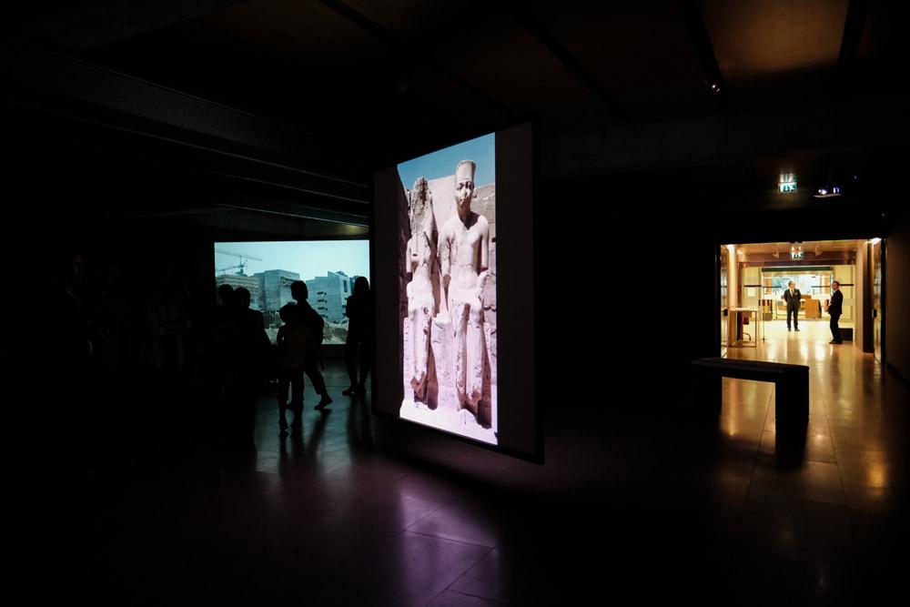 Exposição (Projecto Associado), A Forma Chã, curadoria de Eliana Sousa Santos, Fundação Calouste Gul