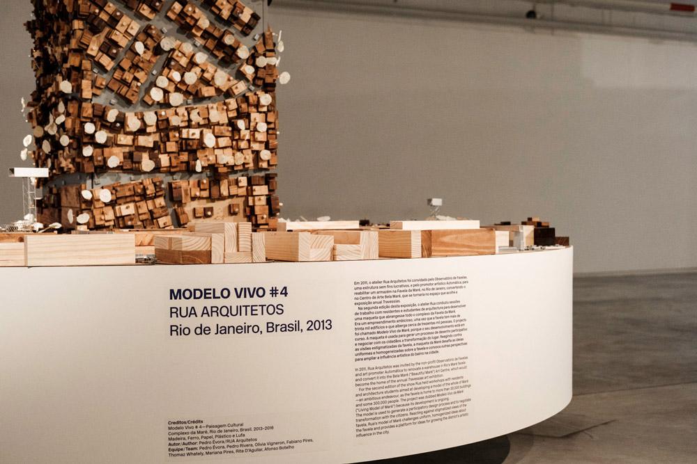 Exposição, O Mundo nos Nossos Olhos, curadoria por FIG Projects, CCB – Garagem Sul, © Pedro Sadio