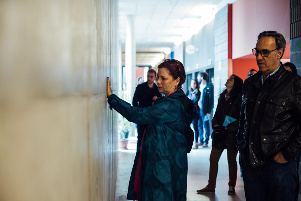 Escola Secundária Braamcamp Freire  © Pedro Sadio