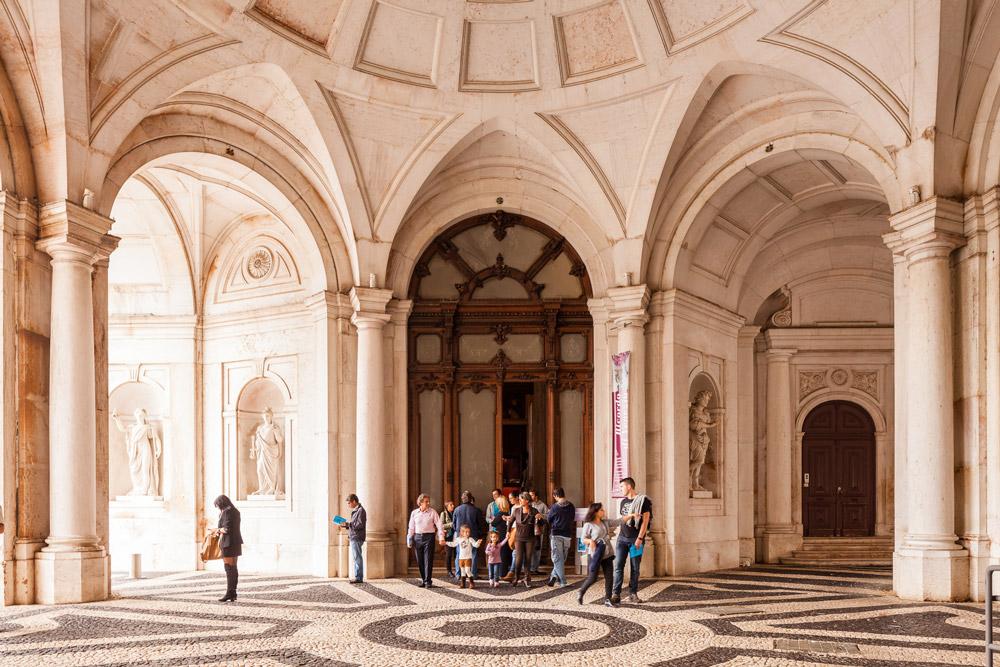 Palácio da Ajuda  © Francisco Nogueira