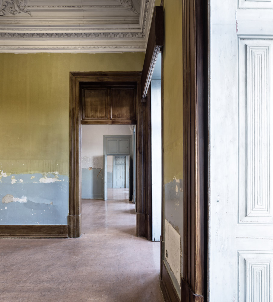 Sala dos Espelhos, 2º Piso © FG+SG Fotografia de Arquitectura