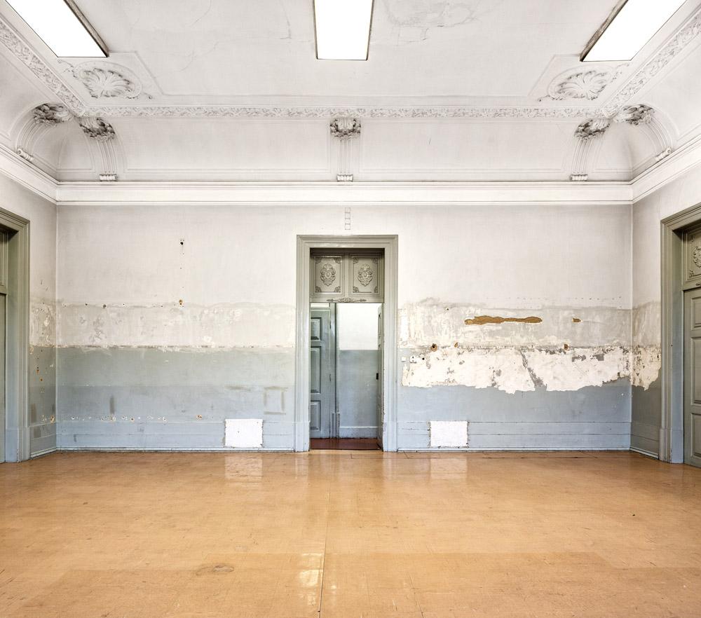 Salão Nobre,  2º Piso © FG+SG Fotografia de Arquitectura