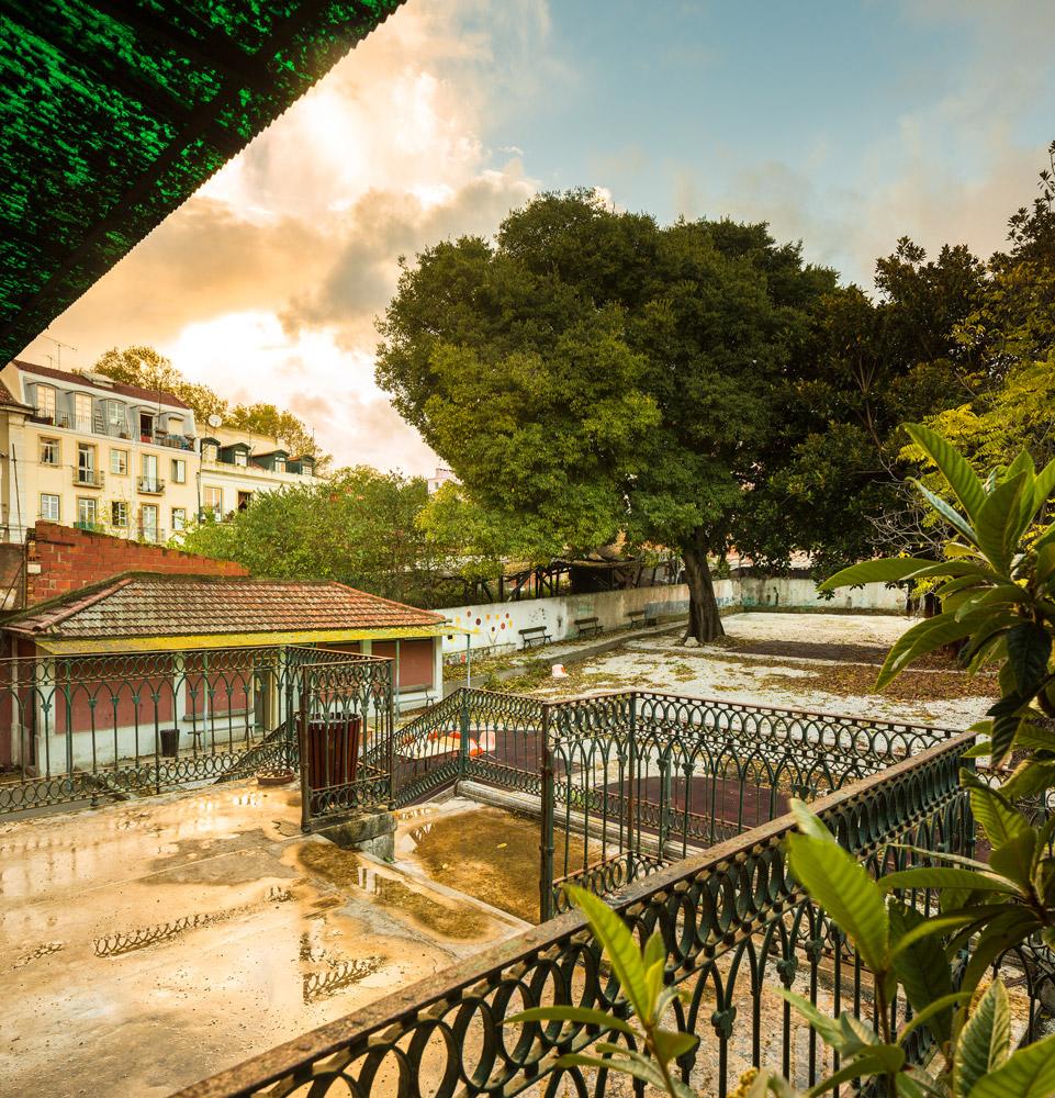 Jardim © FG+SG Fotografia de Arquitectura