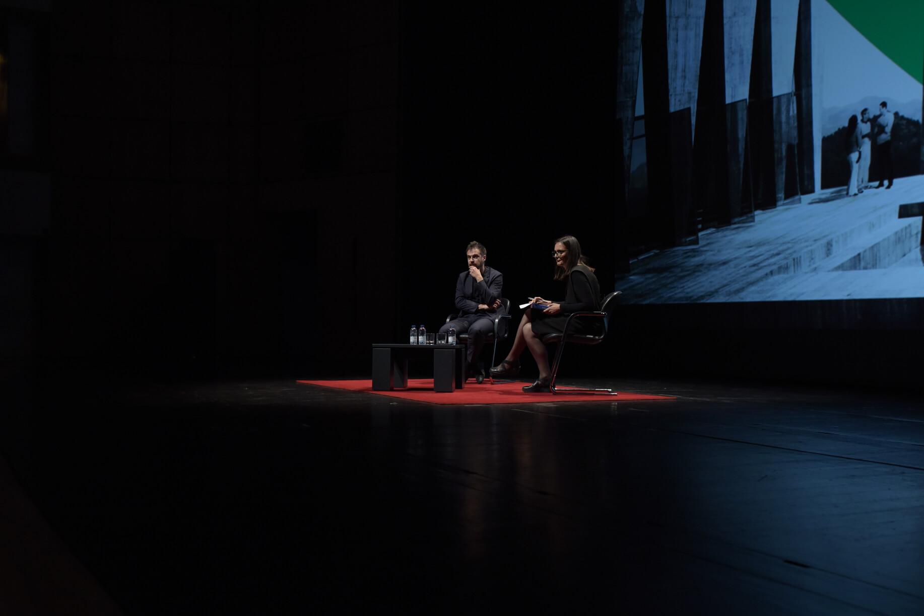 Fabrizio Barozzi à conversa com Ana Vaz Milheiro