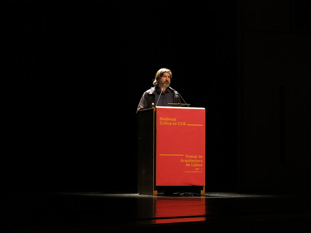 Distância Crítica, Smiljan Radi?  © Diogo Nunes