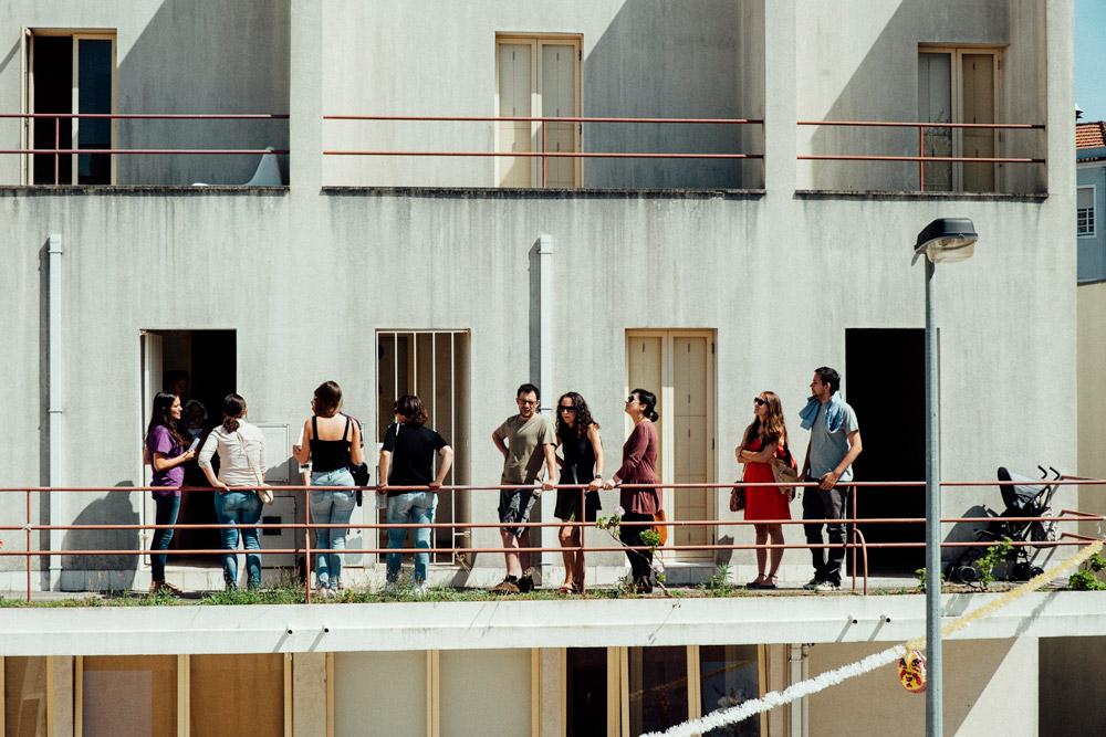 Apartamento no Bairro da Bouça  © Pedro Sadio