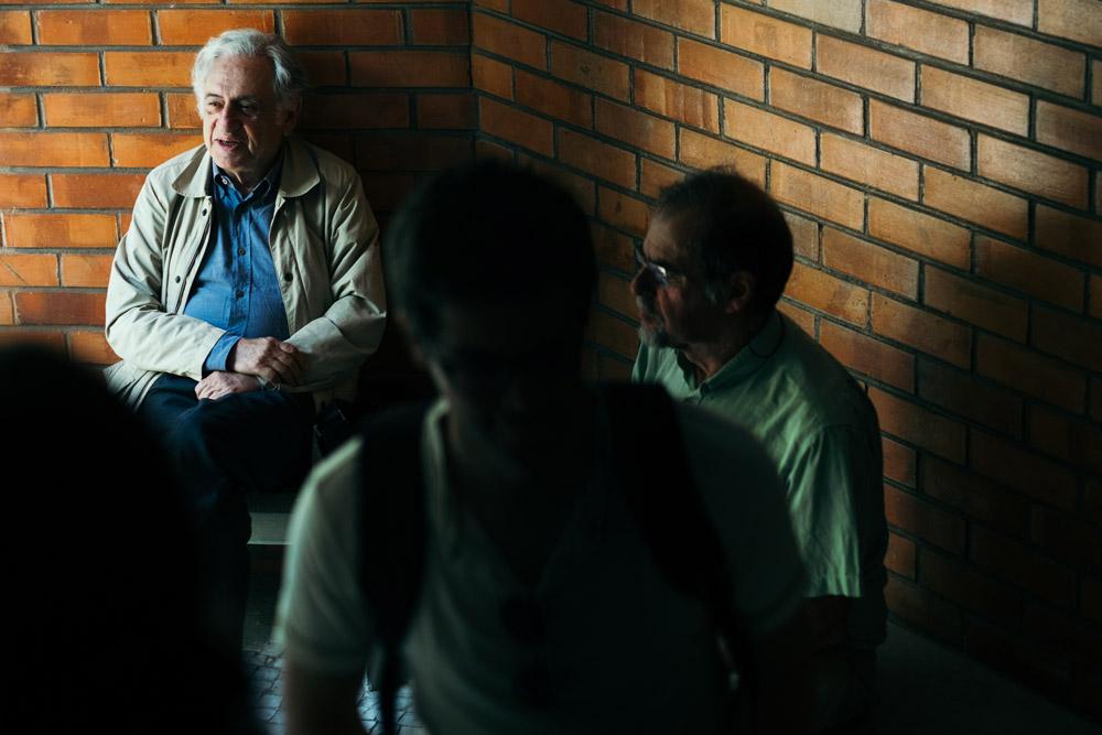 Blocos Habitacionais da Célula C - Olivais Sul, com Bartolomeu Costa Cabral e Nuno Portas  © Pedro Sadio