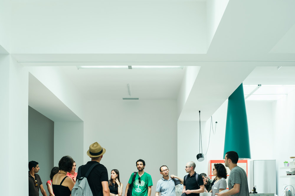 Casa Garagem  © Pedro Sadio
