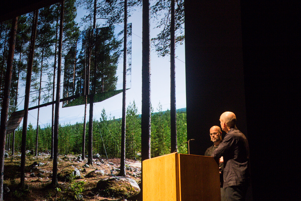 Architects Tham & Videgård Conference