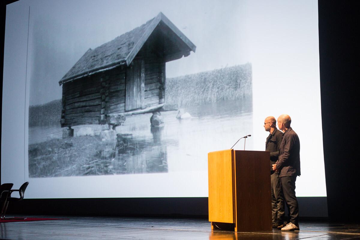 Conferência dos arquitectos Tham & Videgård