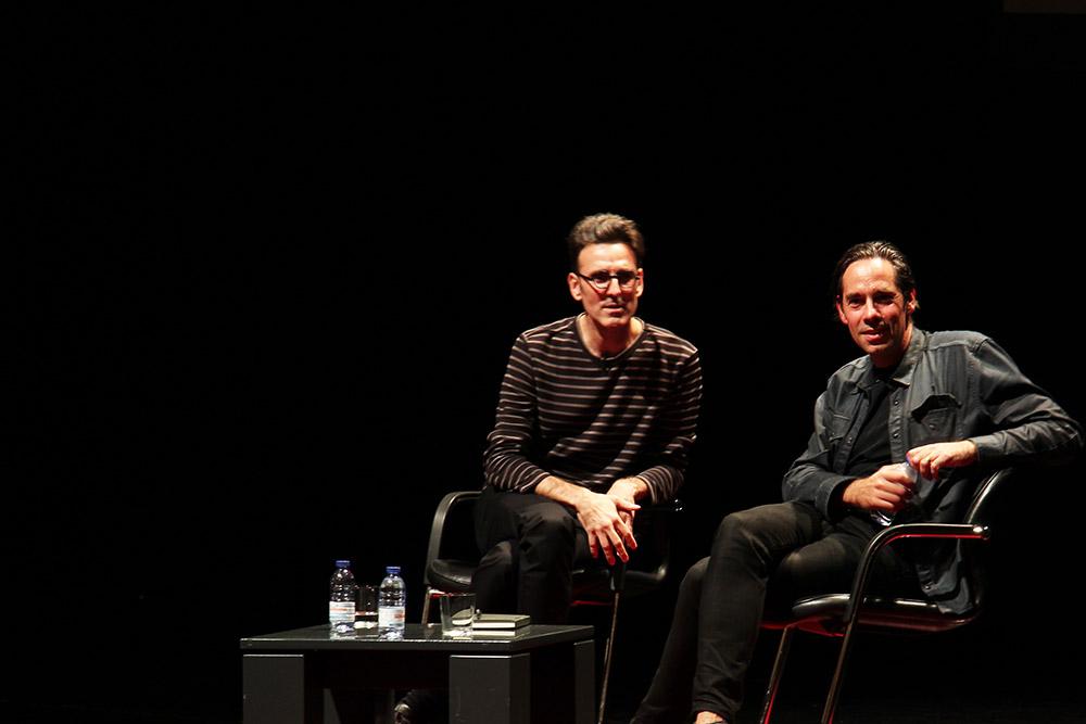 Distância Crítica | MVRDV, Jacob van Rijs à conversa com Diogo Burnay  © Diogo Nunes