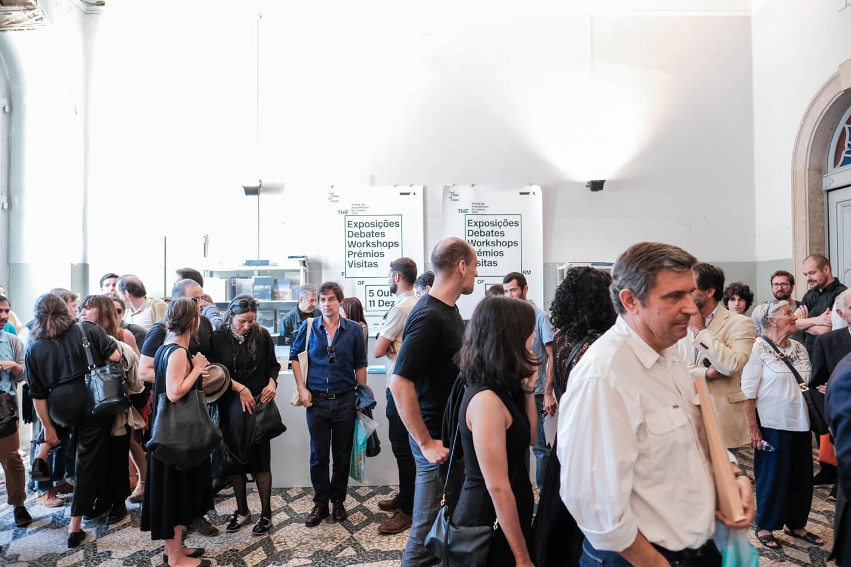 Trienal de Arquitectura de Lisboa - Good news: The Triennale has the