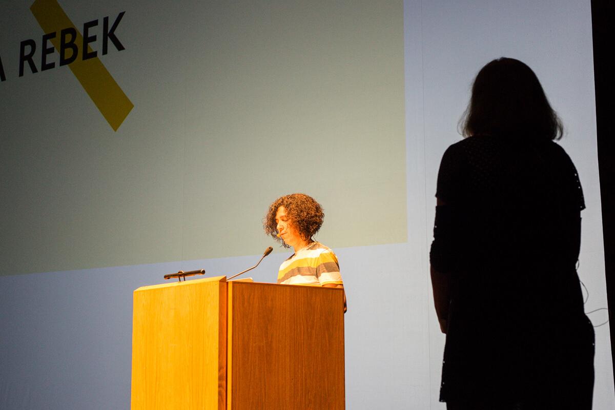 Ethel Baraona Pohl apresenta os arquitectos Lucia Tahan, Bika Rebek, Fakt Office e Leopold Lambert.
