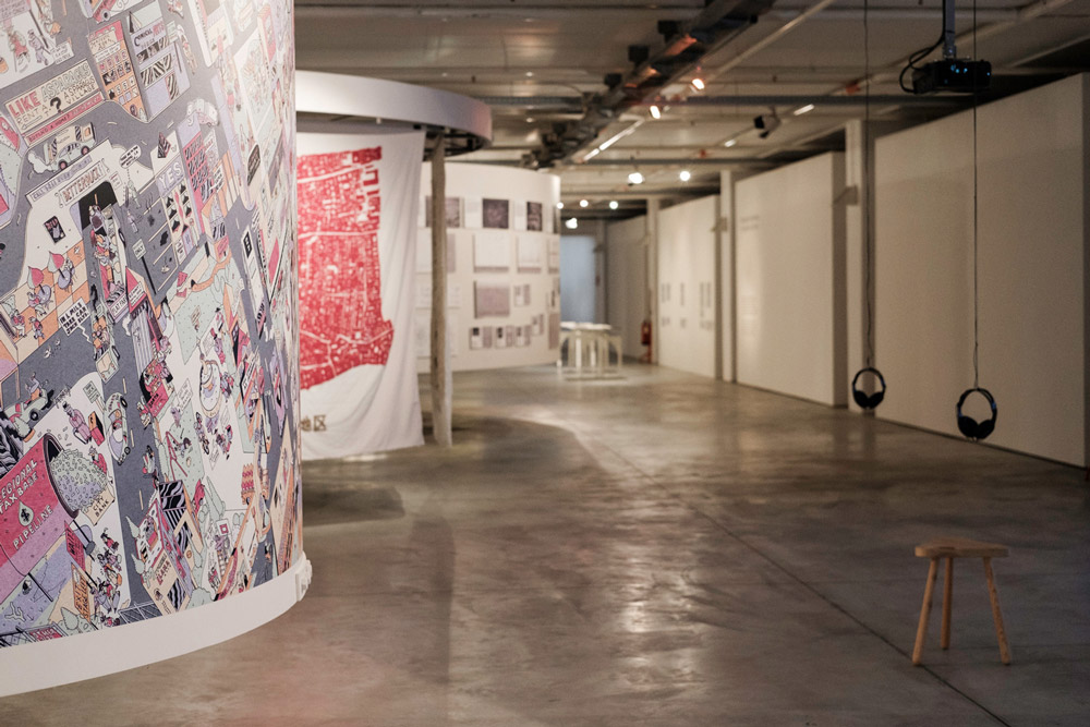 The World in Our Eyes, exhibition, curated by FIG Projects, CCB – Garagem Sul, © Pedro Sadio