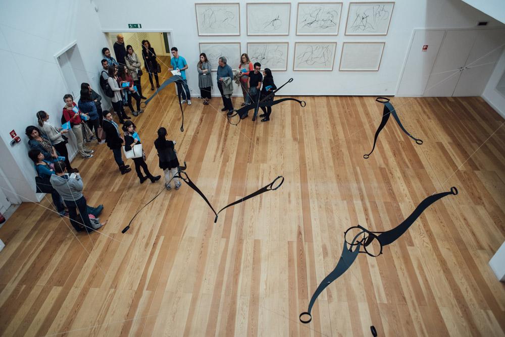 Atelier - Museu Júlio Pomar © Pedro Sadio