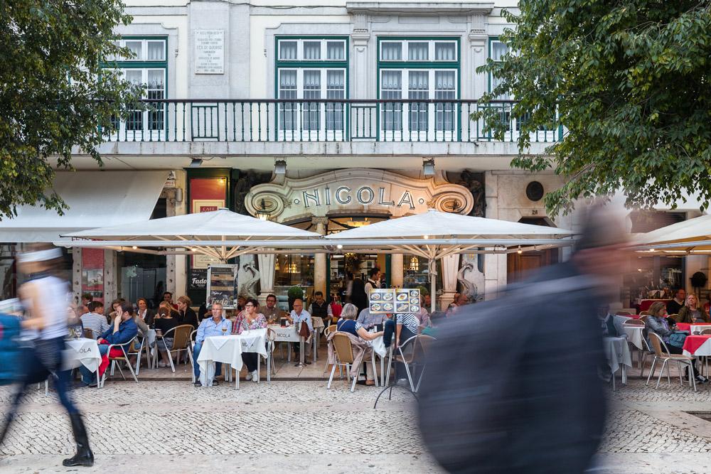 Café Nicola  © Francisco Nogueira