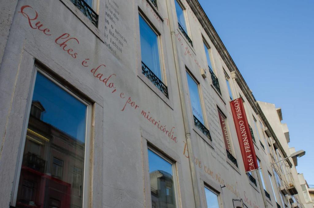 Casa Fernando Pessoa © José Frade