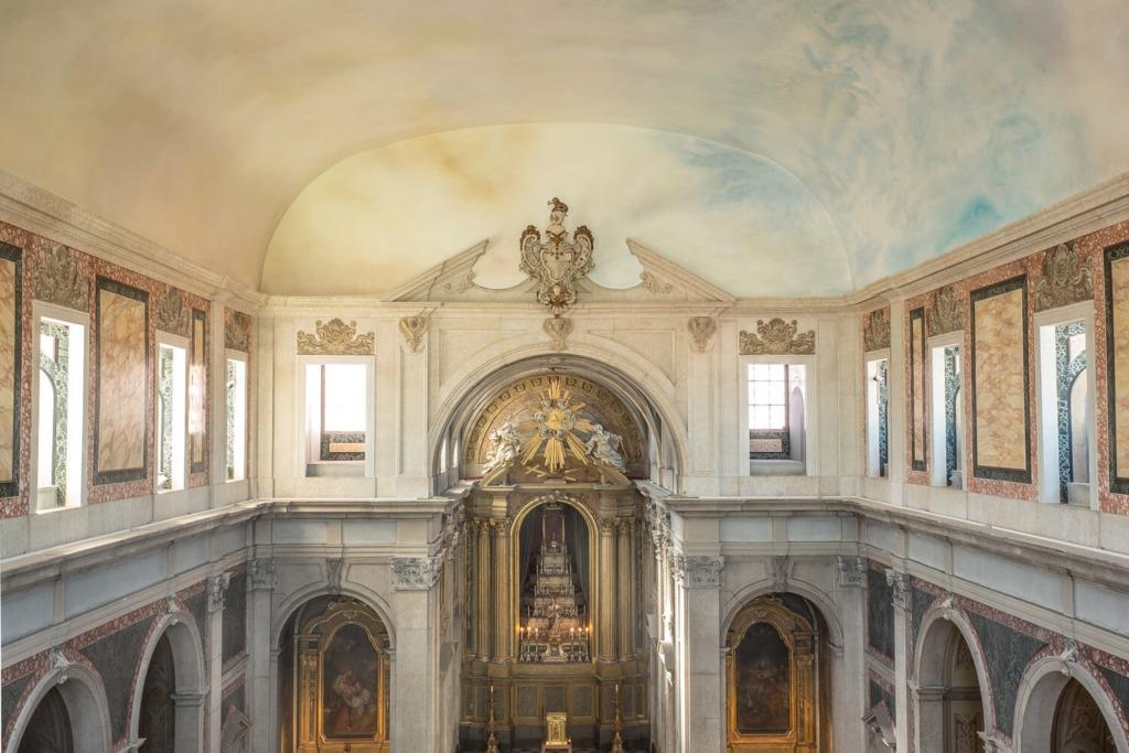 Igreja de Santa Isabel © Paulo Catrica