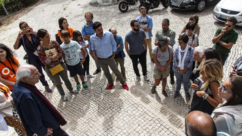 Open House Lisboa; Trienal de Arquitectura; Arquitectura; Blocos Habitacionais Célula C; Visita Especialista; Lisboa; © Hugo David 2019;