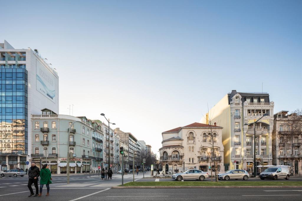 Avenida Duque D'Ávila ©FG+SG, Fotografia de Arquitectura