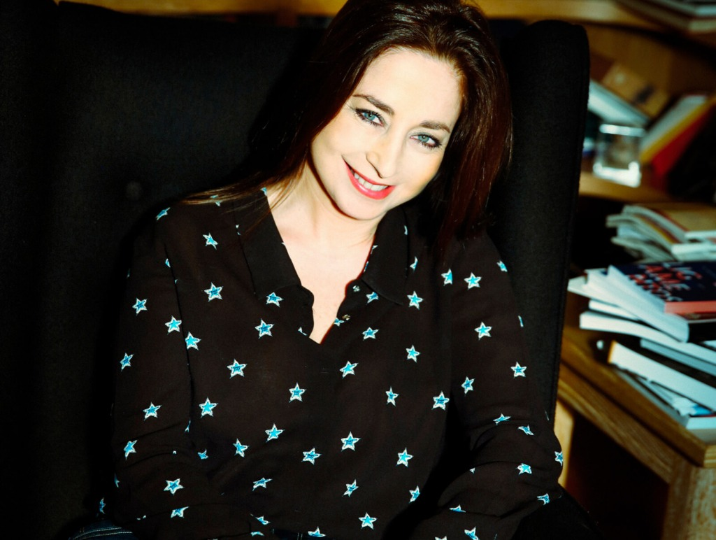 Paula Moura Pinheiro © Isabel Pinto