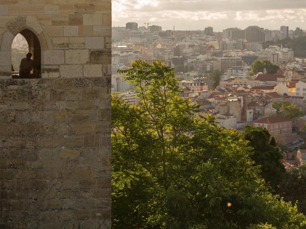 Castelo © FG+SG, Fotografia de Arquitectura