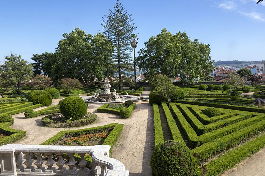 Jardim Botânico da Ajuda – Instituto Superior de Agronomia